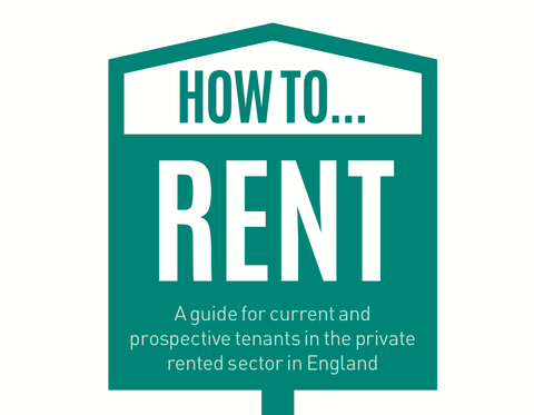 New How to Rent Guide and Other 'How to' guides Published
